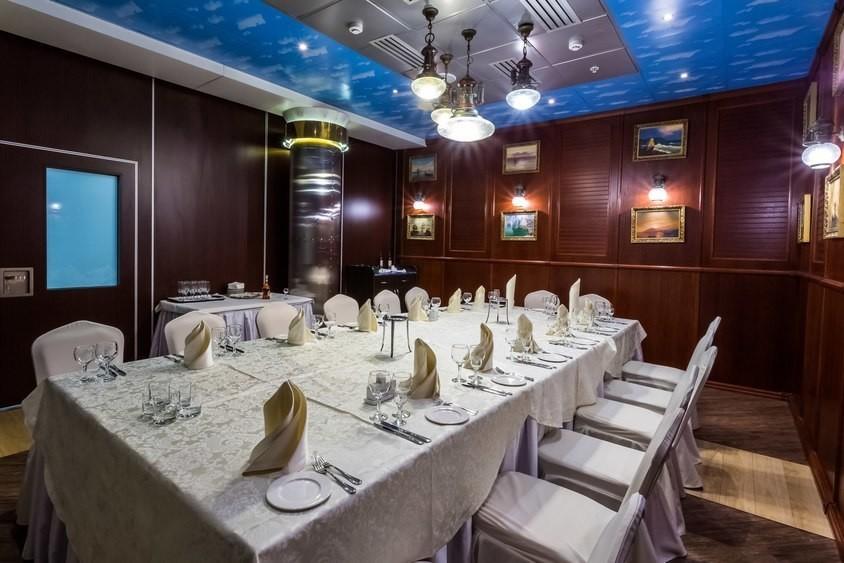 Банкетный зал, При гостинице на 15 персон в ВАО, м. Партизанская от 3000 руб. на человека