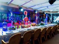 Ресторан, Банкетный зал, Кафе, У воды на 120 персон в ЦАО, м. Воробьевы горы, м. Выставочная от 7000 руб. на человека