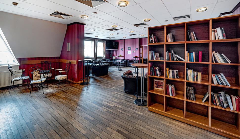 Ресторан, Банкетный зал, При гостинице на 50 персон в ЦАО, м. Павелецкая от 3400 руб. на человека