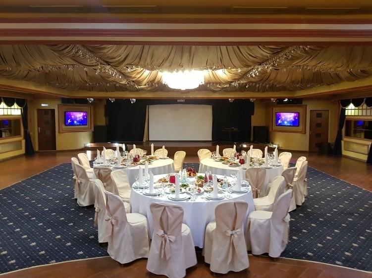 Ресторан, При гостинице, За городом на 110 персон в ЗАО,  от 3000 руб. на человека