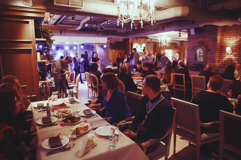 Ресторан, Банкетный зал на 150 персон в ЮЗАО, м. Калужская, м. Проспект Вернадского, м. Юго-Западная от 2500 руб. на человека
