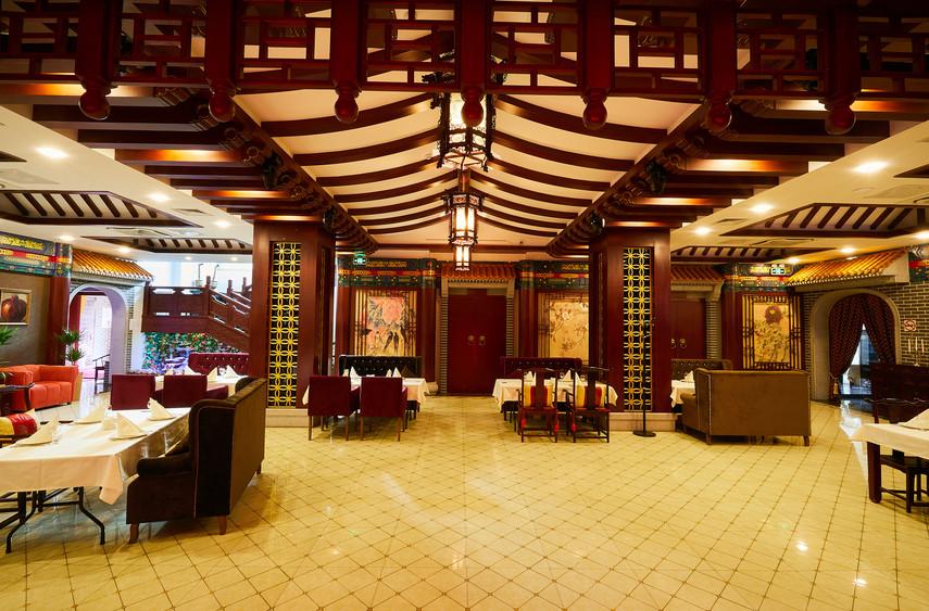 Ресторан, Банкетный зал на 120 персон в ЗАО, м. Ломоносовский проспект от 2500 руб. на человека