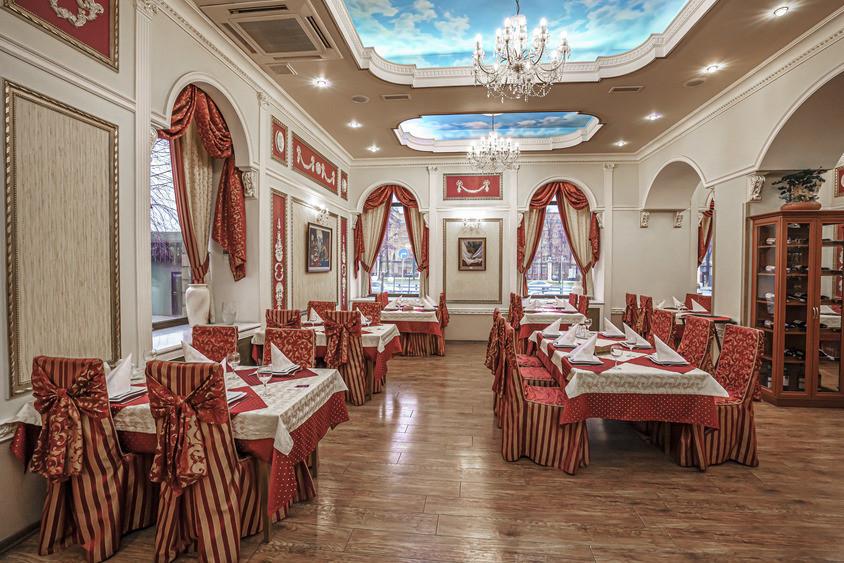 Ресторан, Банкетный зал на 100 персон в САО, м. Сокол, м. Войковская от 2500 руб. на человека