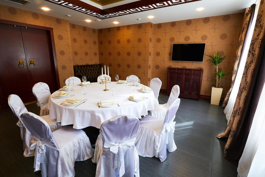 Ресторан, Банкетный зал на 10 персон в ЗАО, м. Ломоносовский проспект от 2500 руб. на человека