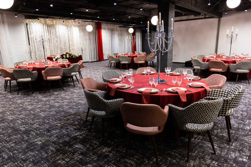 Ресторан, Банкетный зал, Конференц-зал на 60 персон в ЦАО, м. Парк культуры от 2500 руб. на человека