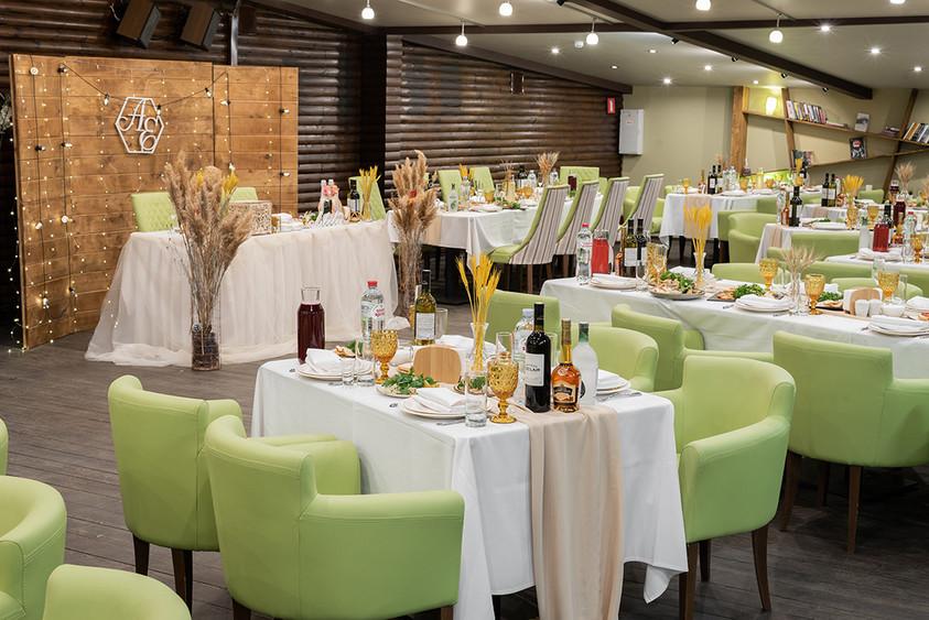 Ресторан, Банкетный зал на 60 персон в ЮАО, м. Нагорная, м. Нахимовский проспект, м. Нагатинская от 3000 руб. на человека