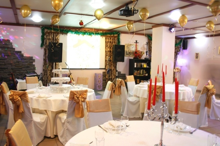 Ресторан, Банкетный зал на 80 персон в ЮВАО, м. Люблино, м. Братиславская от 1500 руб. на человека