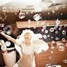 Шоу мыльных пузырей Вручную