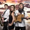 London Sky trio