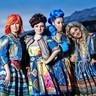 Этно-поп группа «Русское поле»