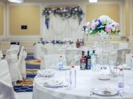 Клубы для свадебного банкета