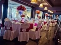 Свадебное кафе с панарамным видом