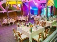 Свадебное кафе с полным обслуживанием