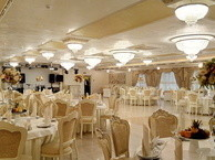 Свадебные залы 2500 рублей с человека