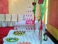 Свадебные залы 3000 рублей с персоны