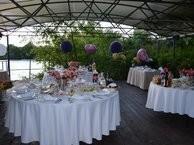 Свадебные залы 5500 рублей с человека