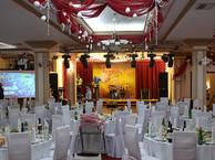 Свадебные залы на 45 персон