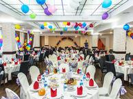 Свадебные залы на 60 персон