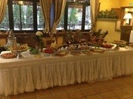 Свадебные залы на свадебный банкет