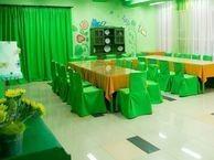 Свадебные залы с частичным обслуживанием
