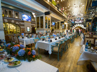 Рестораны на 250 персон