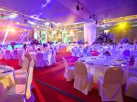 Мероприятие в свадебном зале