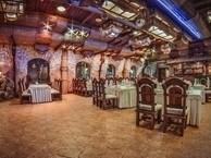 Свадебное мероприятие в шатре