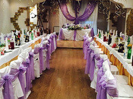 Свадебное мероприятие на 60 человек