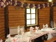 Свадебное мероприятие на 70 человек