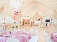 Свадебное мероприятие на 200 человек