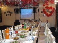 Свадебное мероприятие на 30 персон