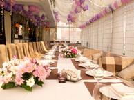 Свадебное мероприятие на 40 персон