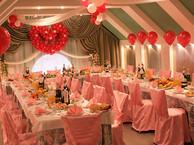 Свадебное мероприятие на 600 персон