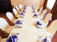 Свадебное торжество с частичным обслуживанием