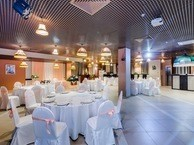 Свадебные банкеты в кафе