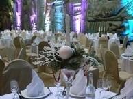 Свадебные банкеты с официантами