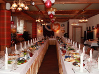 Свадьба на 60 человек