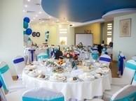 Торжество в свадебном ресторане