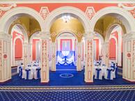 Свадебный дворец на 15 персон