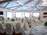Свадебный дворец с официантами