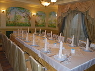 Рестораны и банкетные залы у станции метро Кантемировская