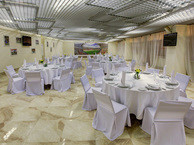 Банкетные залы в ресторане