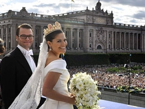 свадьба в Швеции