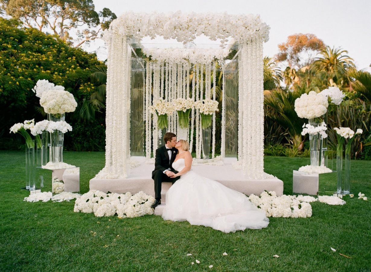 Что такое выездная роспись свадьбы