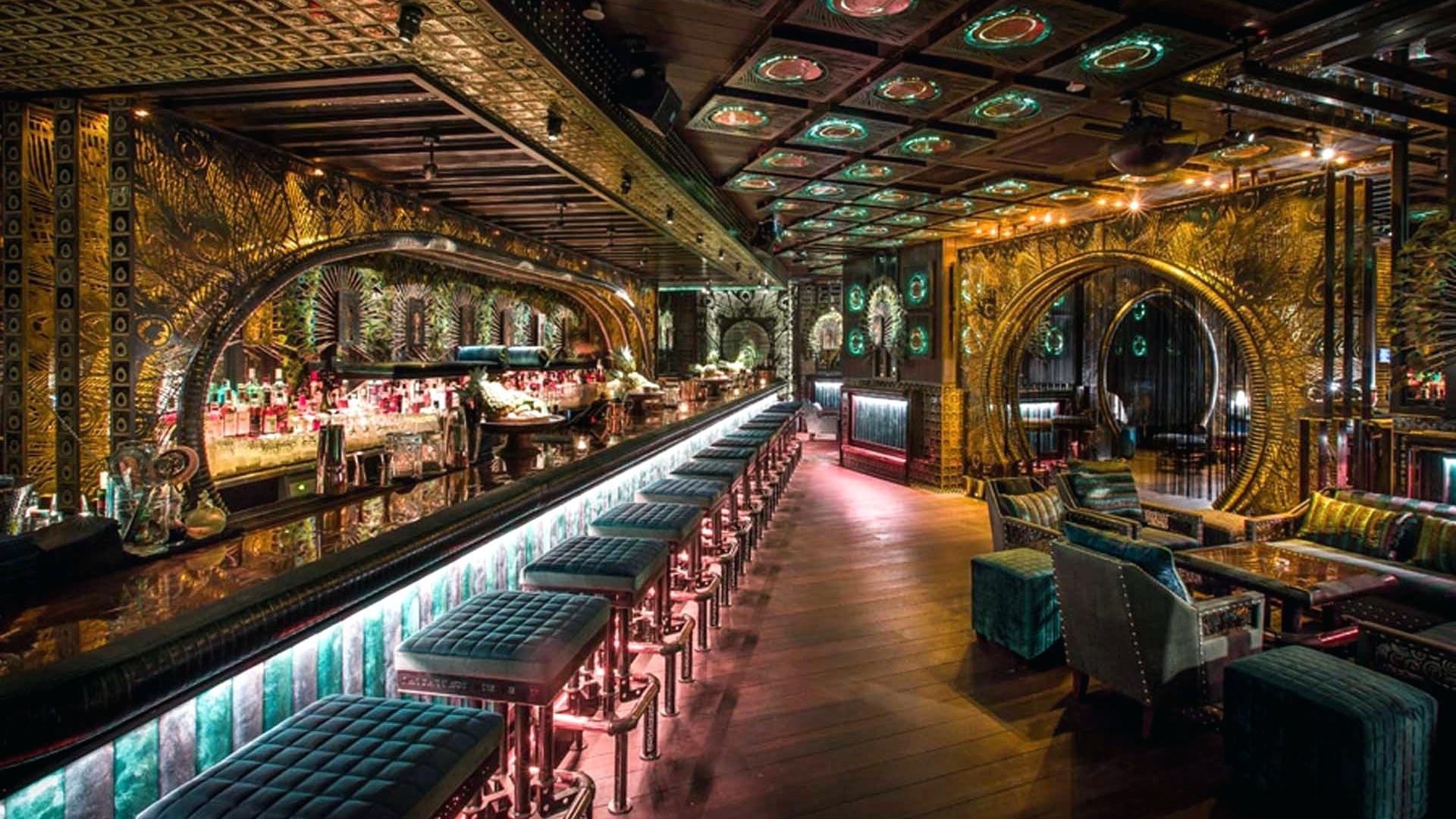Пабы и бары
