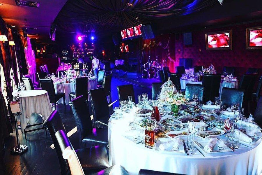 Свадьба в ночном клубе