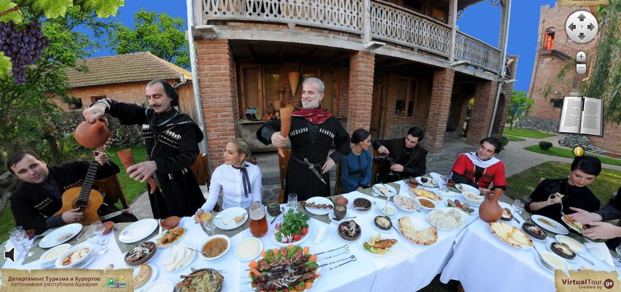 банкет по-армянски