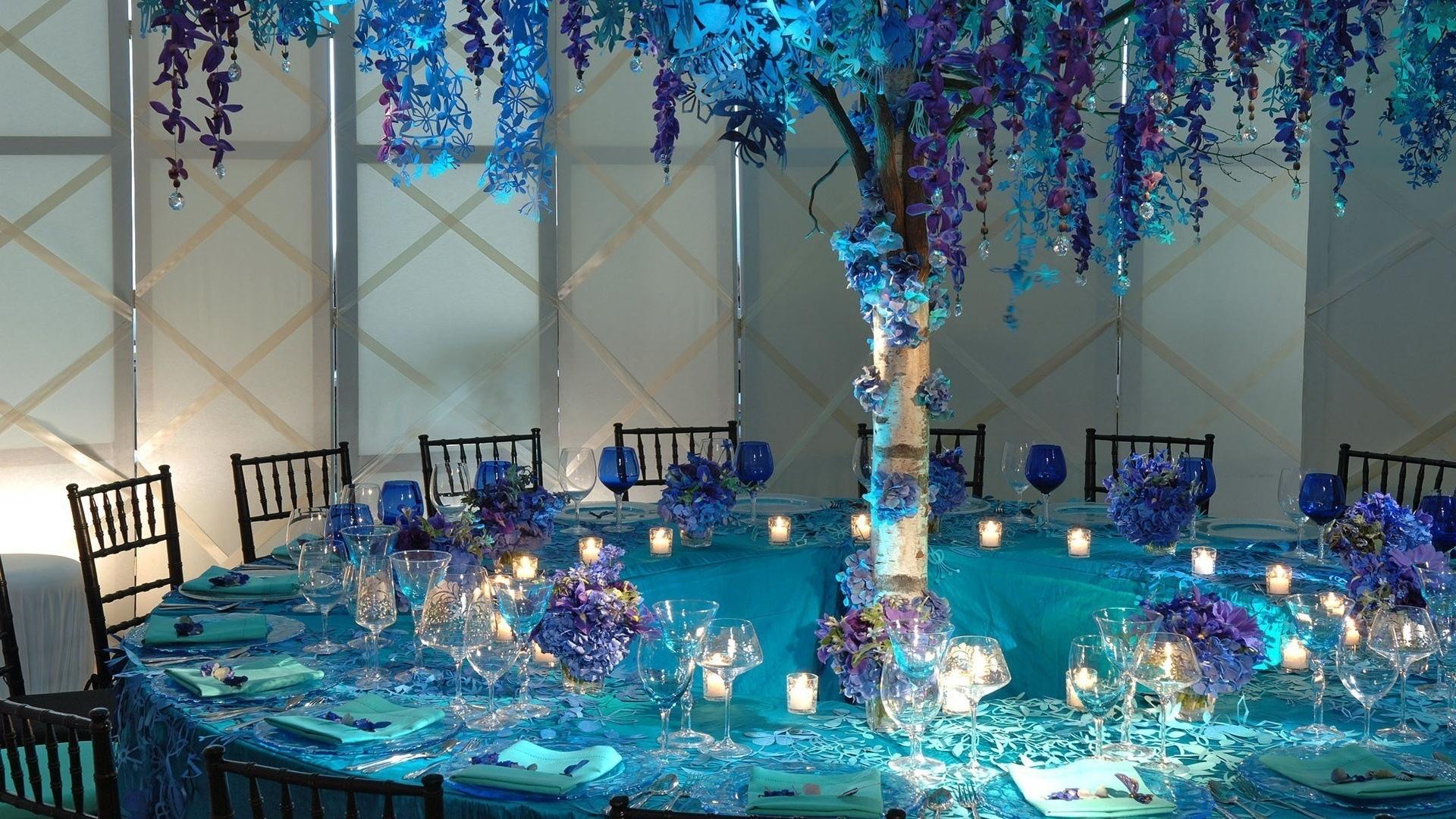 Дорогой свадебный банкет