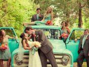 аутентичная свадьба