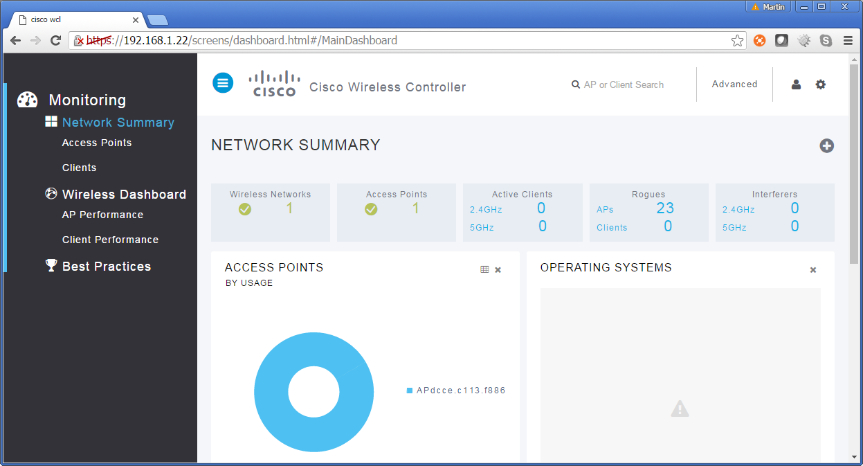 Cisco WLC – Cloud RADIUS and Captive Portal